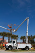 Bucket Truck Cherry Picker