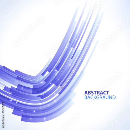 Abstract Business Technology Background, vector