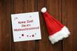 keine Zeit bin im Weihnachtsstress