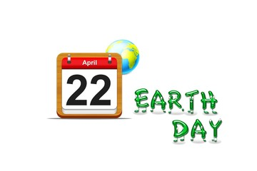 Earth day.