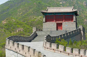 Great Wall of China in Juyongguan