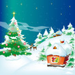 Christmas, new year ,background