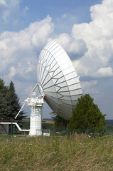 Space Telecommunication Station