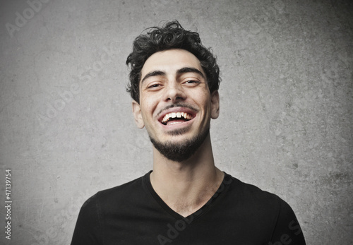 Laughing Guy