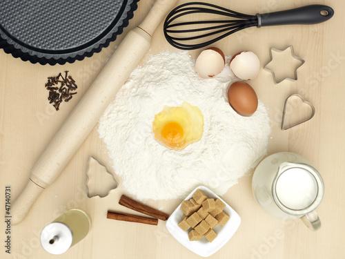 sweets preparation