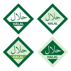 Halal Product Labels