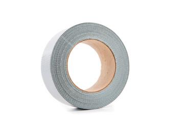 Unrolled adhesive tape