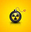 Black nuclear bomb