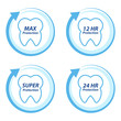 Tooth Protection Stickers