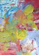 ölfarben gemalt gespachtelt