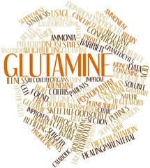 Word cloud for Glutamine