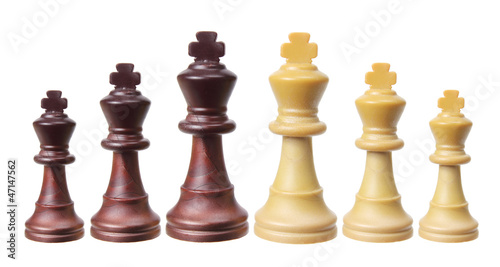 King Chess Pieces