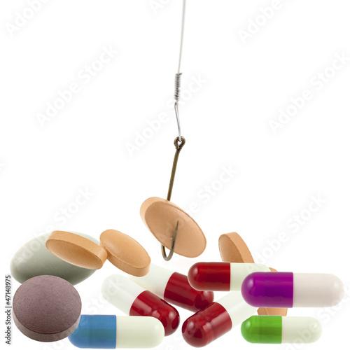 addiction aux médicaments