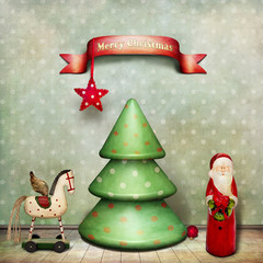 ART, POSTCARD, BACKGROUND,CHRISTMAS,
