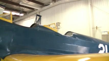 Vintage Airplane Pan
