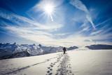 Fototapeta tło - plaża - Wysokie Góry
