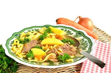 Gaisburger Marsch Gemüsesuppe