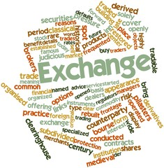Word cloud for Exchange