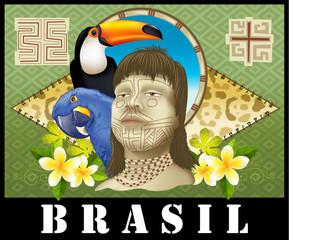 Indio brasileiro