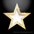 golden star black