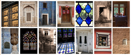 doors and windows in the world