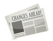 changes ahead newspaper