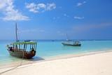 Fototapety Zanzibar beach