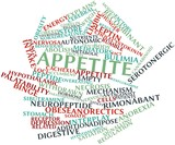 Word cloud for Appetite