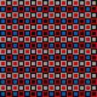 Vintage Squares Pattern