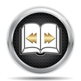 BOOK LEFT RIGHT ICON