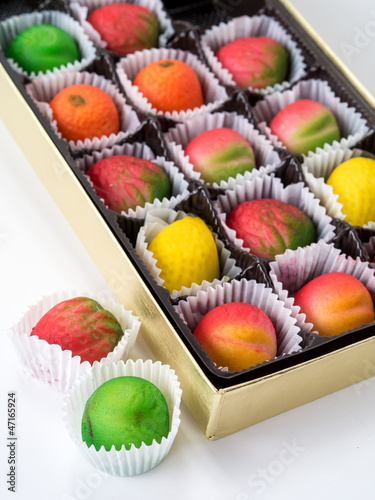 Marzipan Assortment of Fruit