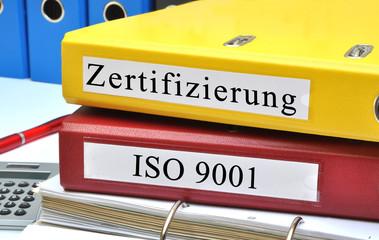 Zertifizierung DIN ISO   #121126-001