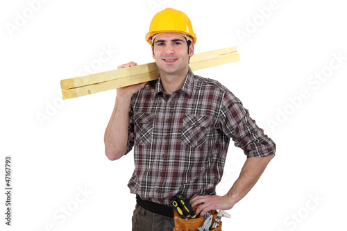 A carpenter.