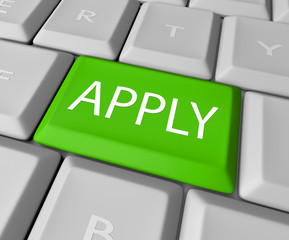 Apply Computer Keyboard Key Online Application