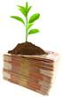 concept coût écologie protection environnement
