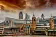 Architecture of London - UK
