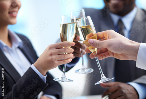 Toast for success - 47173353
