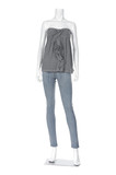 mannequin dressed in jeans casual clothes,