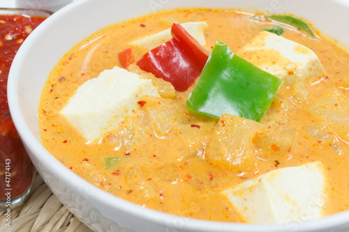 pine apple curry