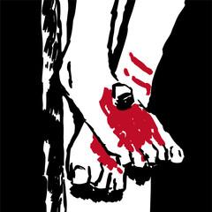 piedi di Gesù