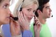 Hotline service.