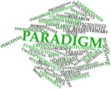 Word cloud for Paradigm