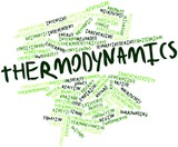 Word cloud for Thermodynamics
