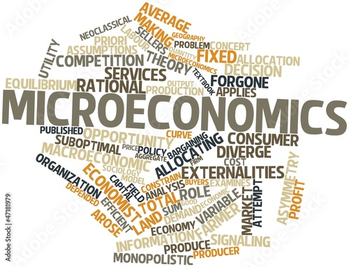 microeconomics portfolio Microeconomics: find latest stories, special reports, news & pictures on microeconomics read expert opinions, top news, insights and trends on the economic times.