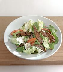 etli salata