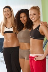 Pretty fit girls