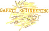 Word cloud for Safety engineering