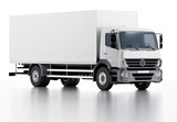 Commercial Delivery / Cargo Truck