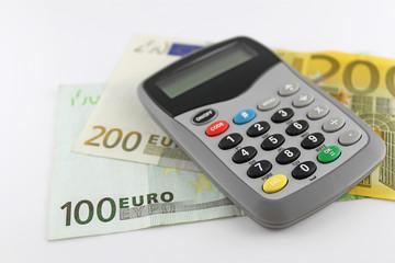 online banking mit tan generator und geldscheine