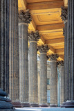Colonnade of the Kazan Cathedral, St. Petersburg